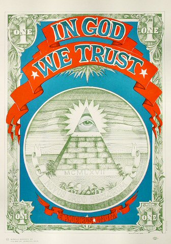 In God We Trust Poster