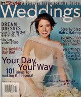 In Style: Weddings Spring 2000 Magazine