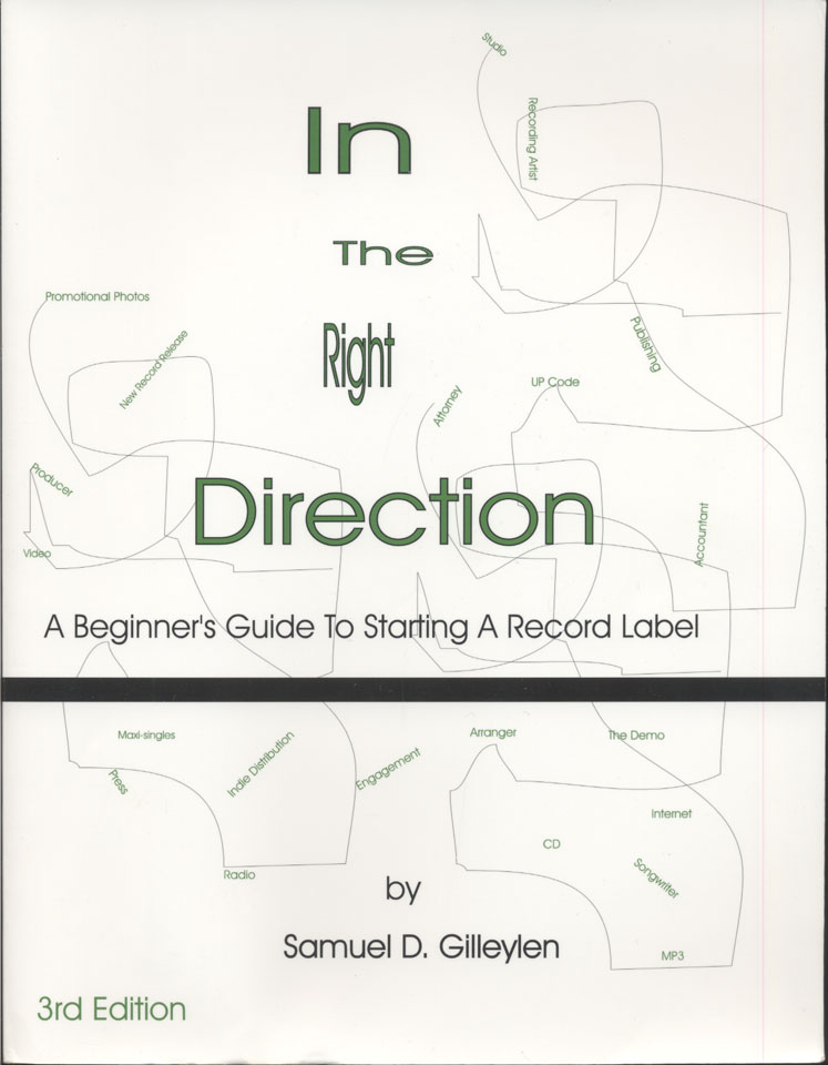 how to start a record label book