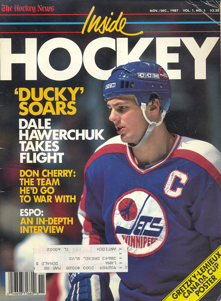 Inside Hockey Vol. 1 No. 1