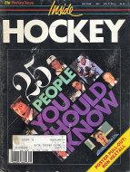 Inside Hockey Vol. 2 No. 6 Magazine