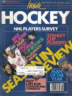 Inside Hockey Vol. 2 No. 7 Magazine