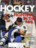 Inside Hockey Vol. 3 No. 5 Magazine