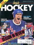Inside Hockey Vol. 5 No. 7 Magazine