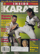 Inside Karate Vol. XVII No. 2 Magazine