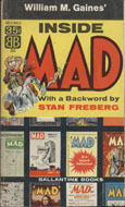 Inside Mad #265 Book