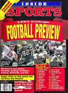Inside Sports Aug 1,1993 Magazine