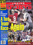Inside Sports Aug 1,1996 Magazine