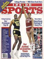 Inside Sports Dec 1,1986 Magazine