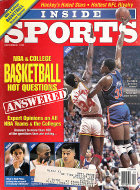 Inside Sports Dec 1,1989 Magazine