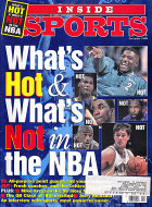 Inside Sports Dec 1,1993 Magazine