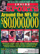 Inside Sports Feb 1,1994 Magazine