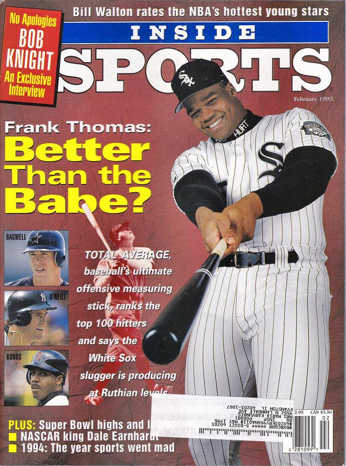 Inside Sports Feb 1,1995