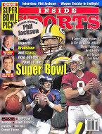 Inside Sports Feb 1,1998 Magazine