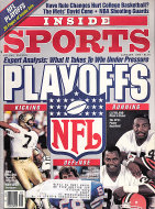 Inside Sports Jan 1,1989 Magazine