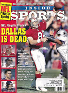 Inside Sports Jan 1,1995 Magazine