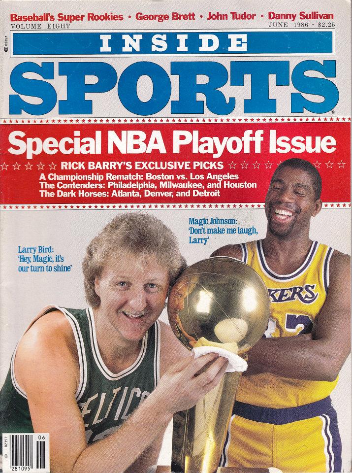 Inside Sports Jun 1,1986