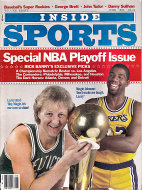 Inside Sports Jun 1,1986 Magazine
