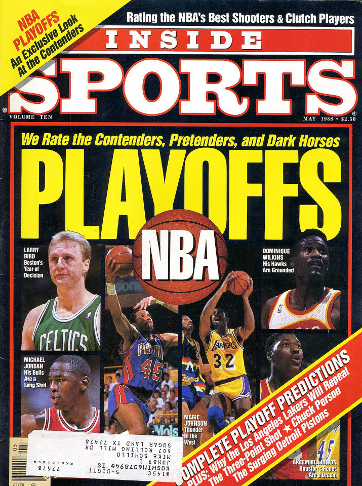 Inside Sports May 1,1988