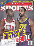 Inside Sports May 1,1992 Magazine