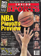 Inside Sports May 1,1994 Magazine