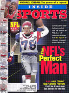 Inside Sports May 1,1995 Magazine