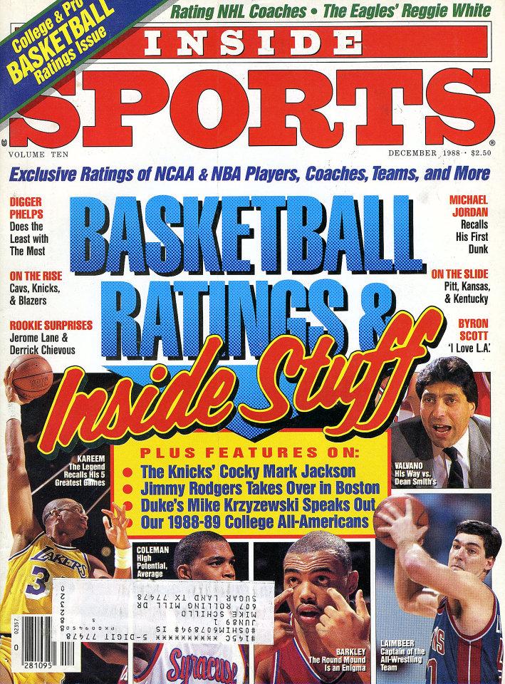 Inside Sports Vol. 10