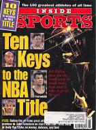 Inside Sports Vol. 16 No. 6 Magazine