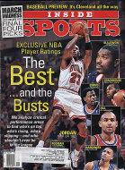 Inside Sports Vol. 18 No. 4 Magazine