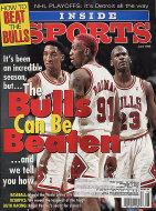 Inside Sports Vol. 18 No. 6 Magazine