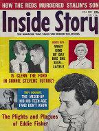 Inside Story Magazine September 1962 Magazine