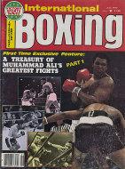 International Boxing Magazine June 1977 Magazine
