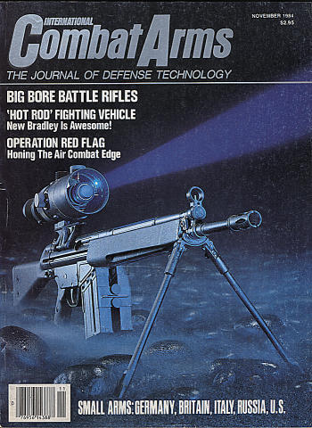 International Combat Arms Vol. 2 No. 4 Magazine