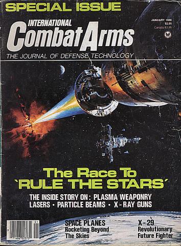 International Combat Arms Vol. 4 No. 1 Magazine
