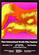 International Erotic Film Festival Handbill