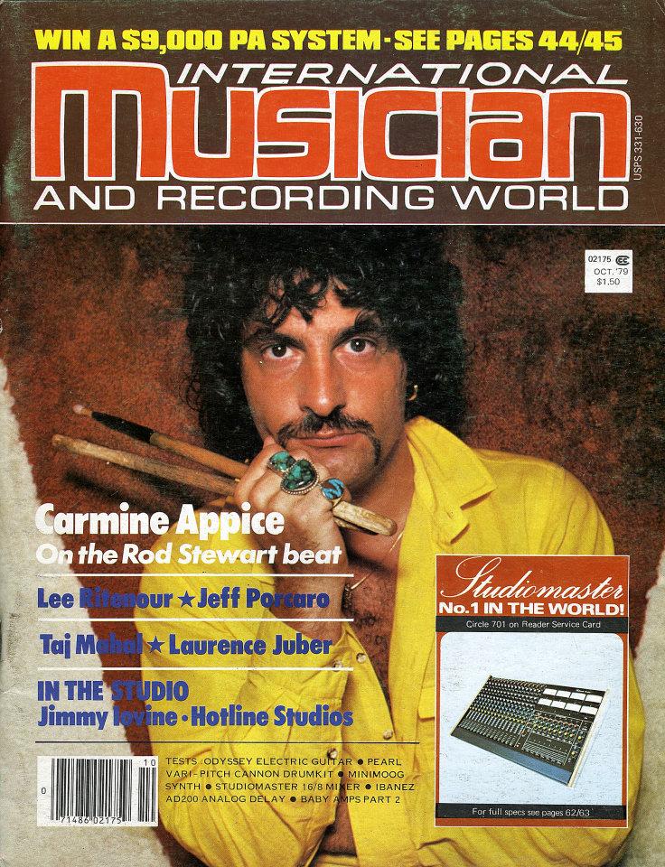 International Musician and Recording World Vol. 1 No. 10