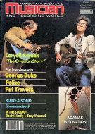 International Musician And Recording World Vol. 1 No. 7 Magazine