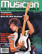 International Musician Aug 1,1984 Magazine