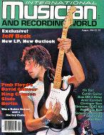 International Musician Vol. 6 No. 8 Magazine