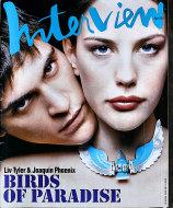 Interview Magazine April 1997 Magazine
