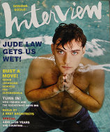 Interview Magazine July 2001 Magazine