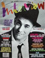 Interview Magazine March 1994 Magazine