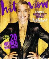 Interview Magazine November 1996 Magazine