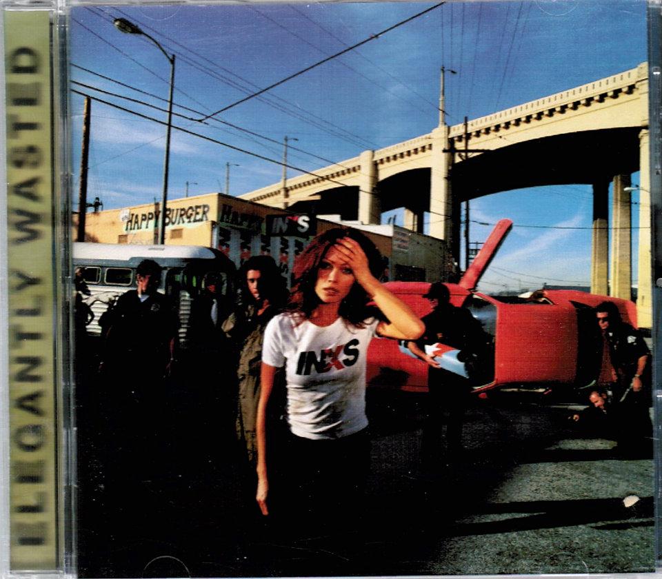 INXS CD