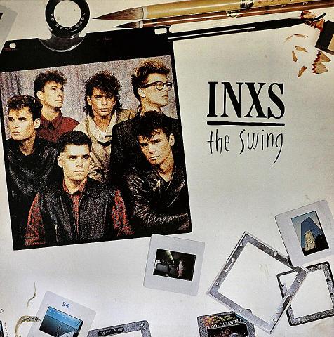 "INXS Vinyl 12"" (Used)"