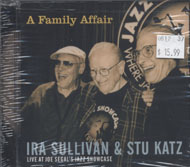Ira Sullivan & Stu Katz CD