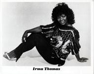 Irma Thomas Promo Print