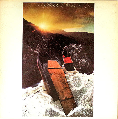 """Iron Butterfly with Pinera & Rhino Vinyl 12"""" (Used)"""