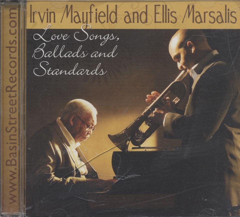 Irvin Mayfield & Ellis Marsalis CD