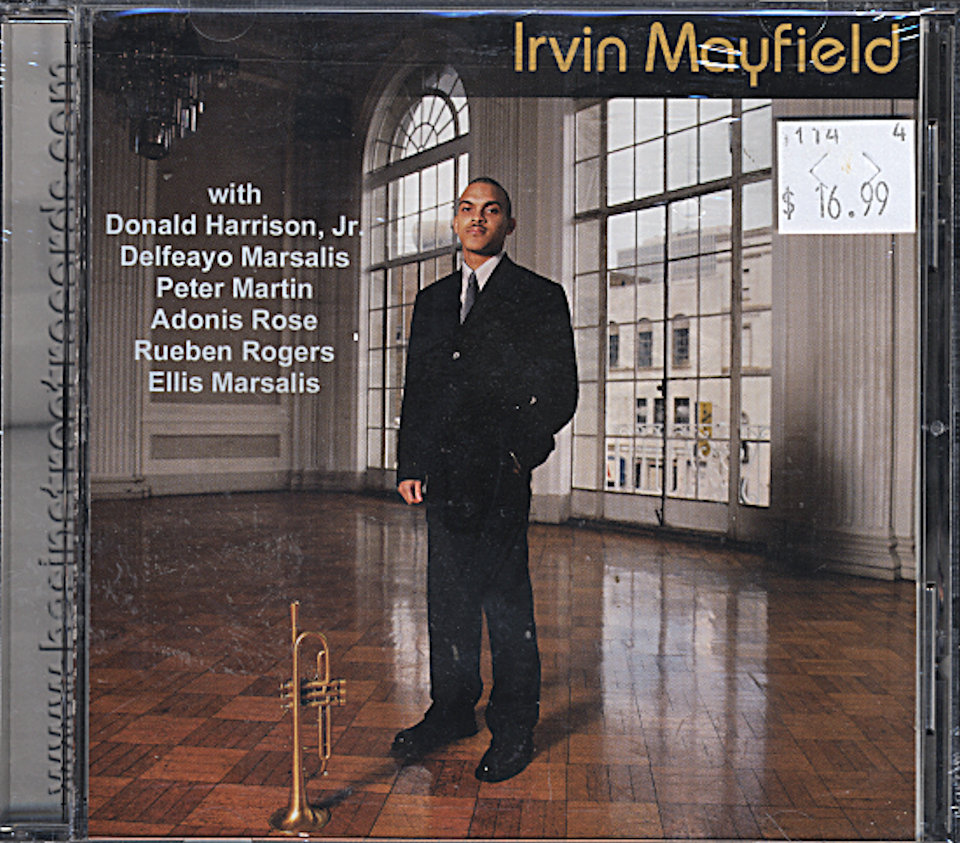 Irvin Mayfield CD